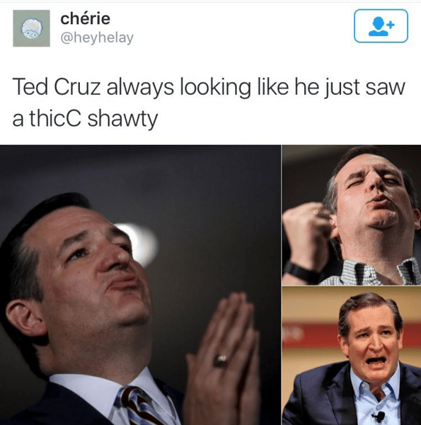 memes ted cruz Even the Zodiac Killer Has Feelings