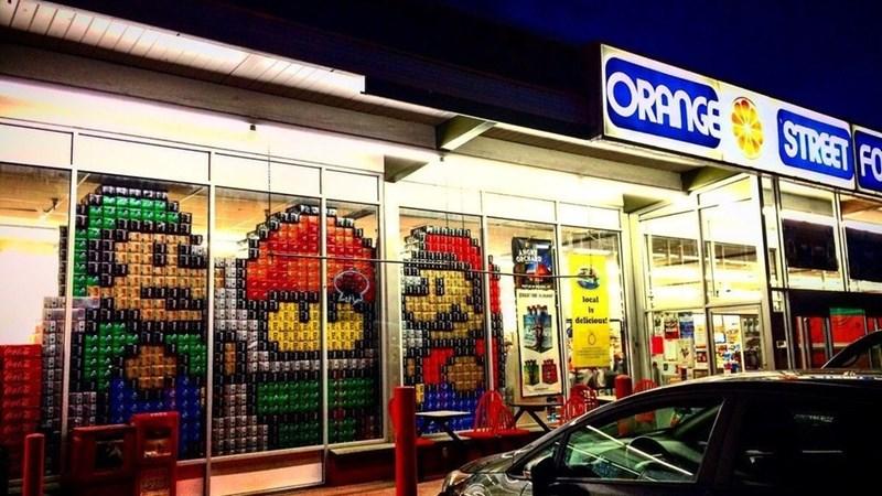 montana-grocery-store-super-mario-bros-window-display