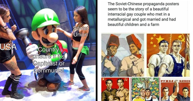 33 Cold War Memes Great For Capitalists & Communists Alike