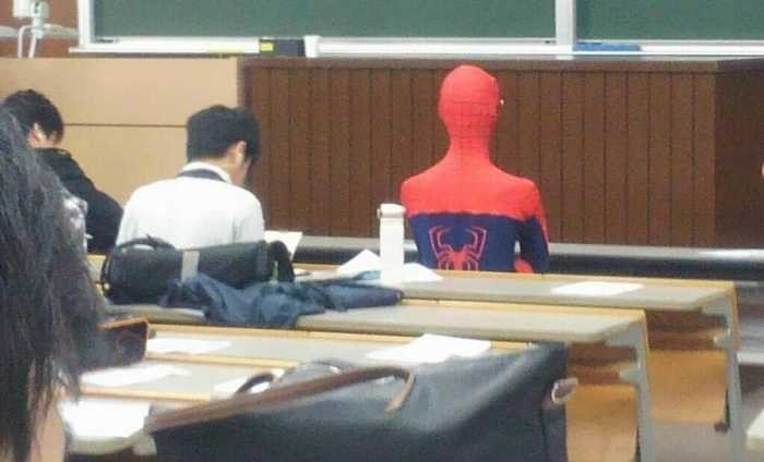 spiderman-costume-superheroes-class-attendance