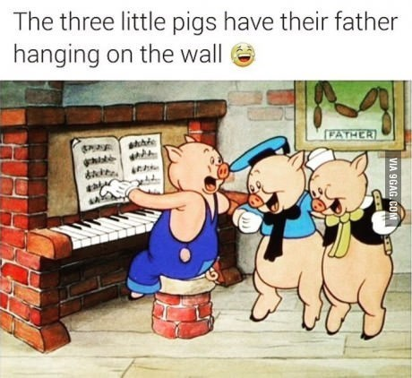 three-little-pigs-dad-awkward-wall-picture-cartoons