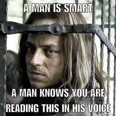 a man knows