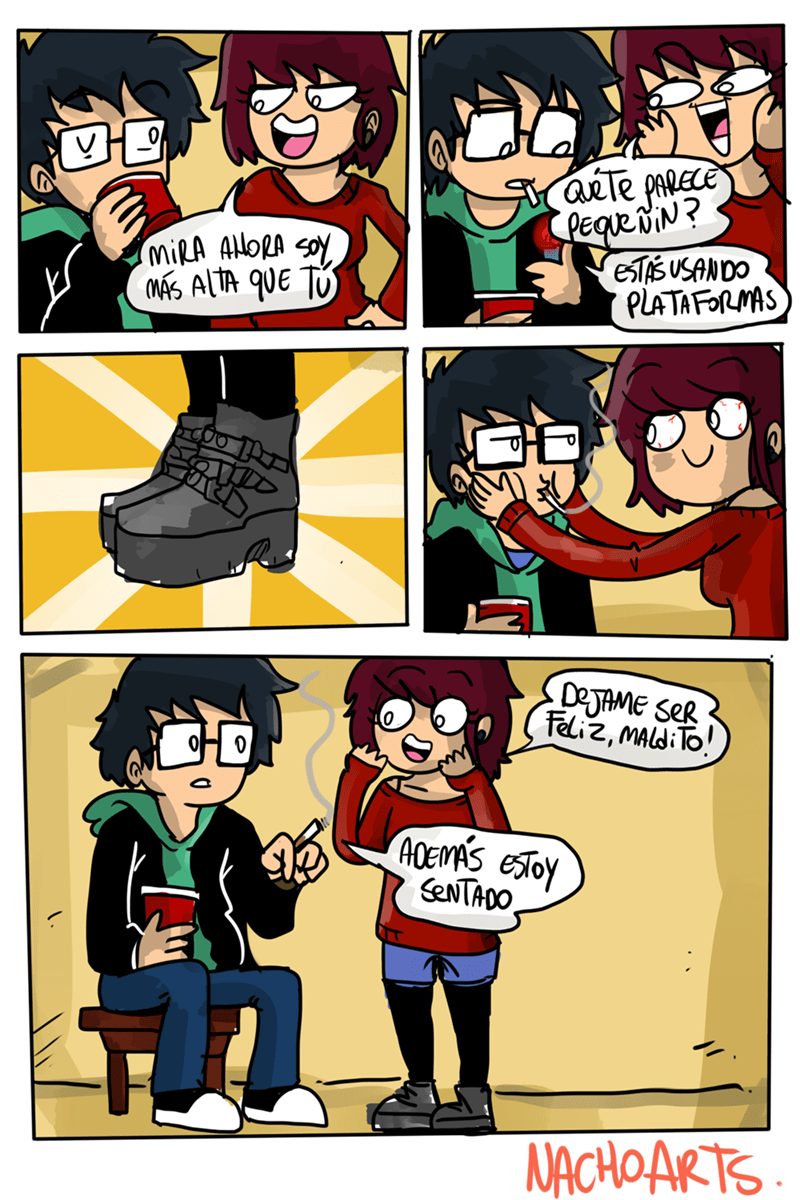problemas de altura