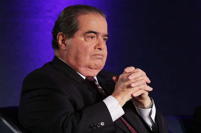 fail acronym politics The 'Antonin Scalia School of Law' Will Be Renamed Because the Acronym It Made Was Just Too Good to Be True