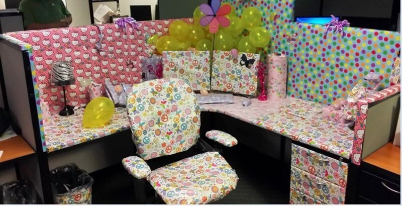 wrapping paper desk work classic win - 8765489920