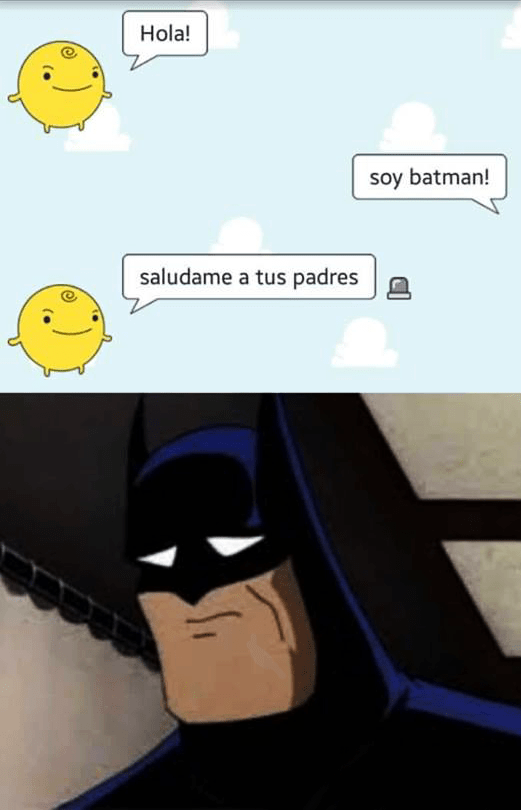 papas de batman