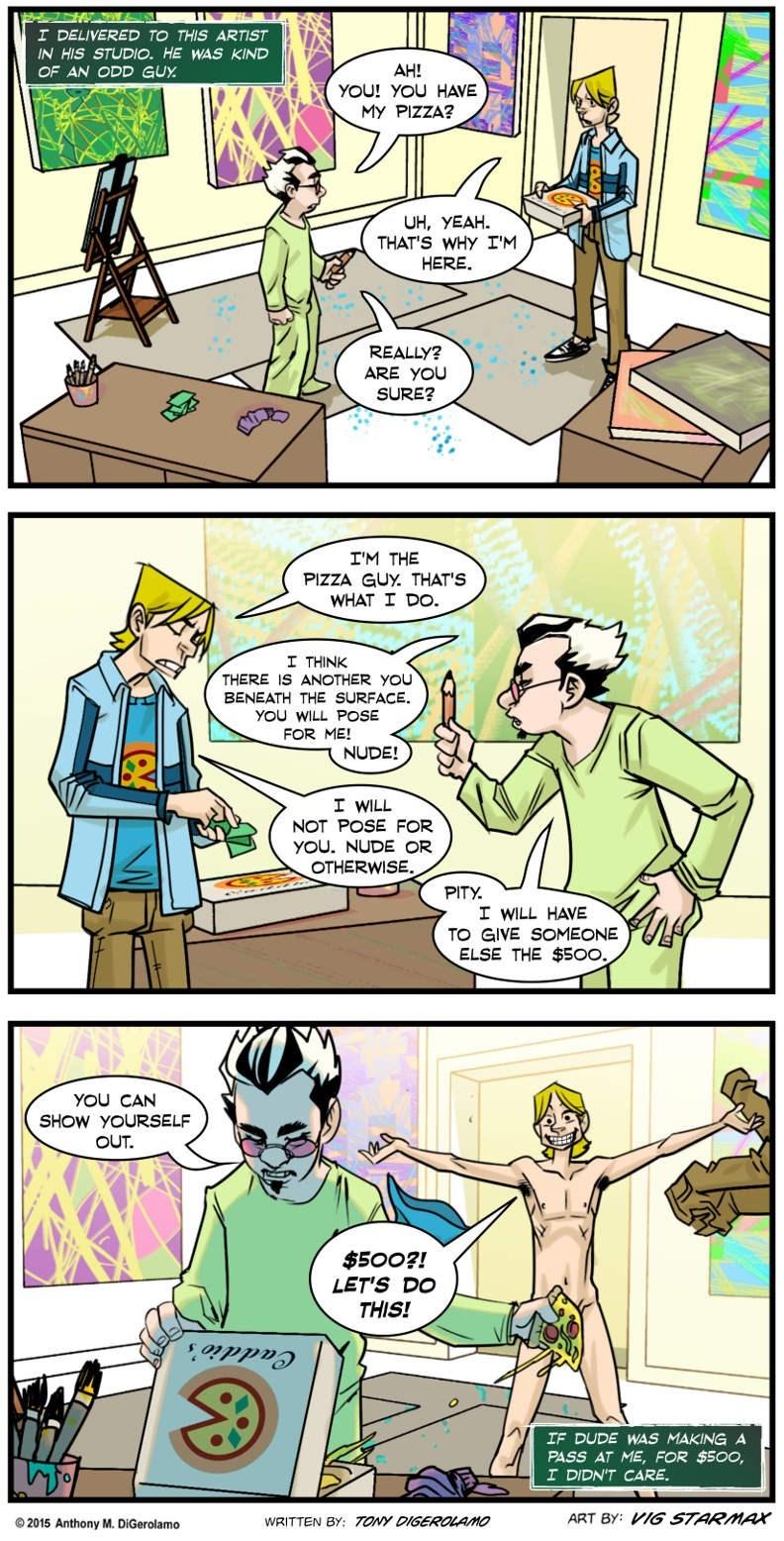art pizza trolling web comics - 8765927168