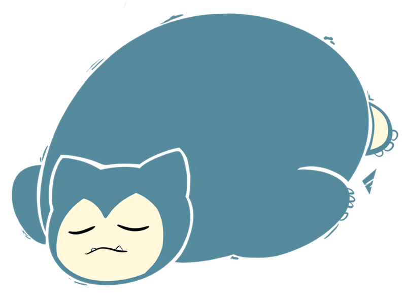 pokemon-snorlax-weekend-school-sad-truth