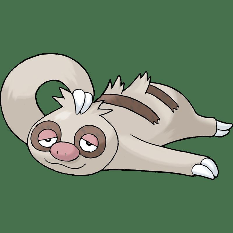 pokemon-sunday-spirit-animal-sloth-lazy-time
