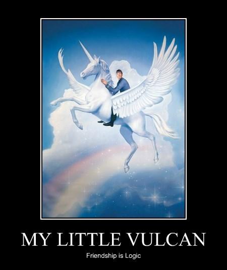 MY LITTLE VULCAN