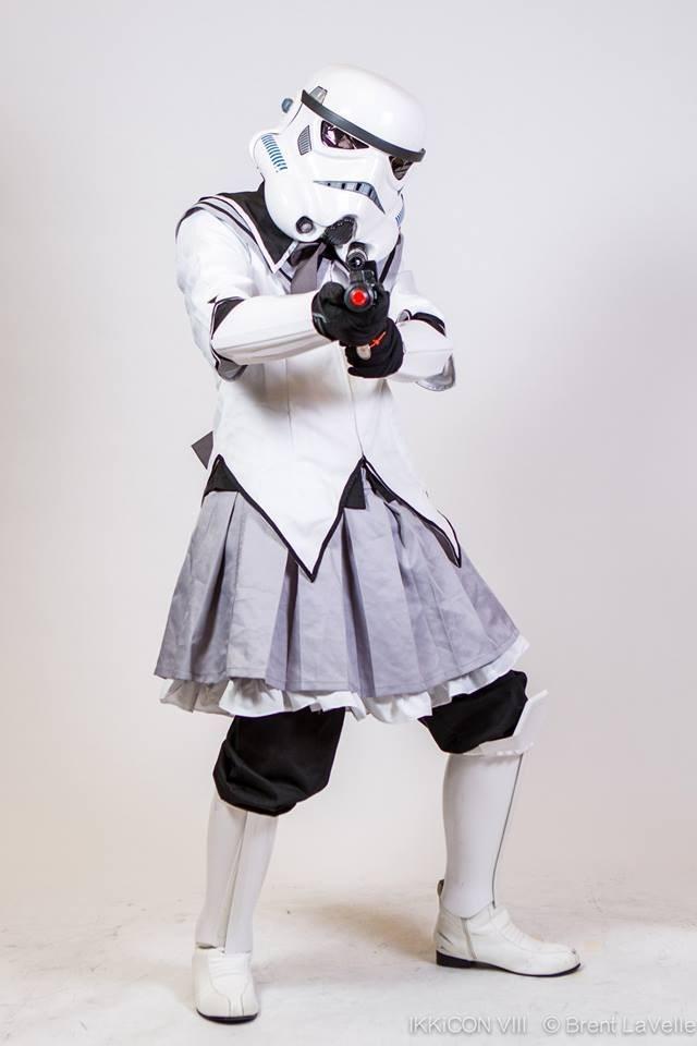 star wars stormtrooper trolling lol - 8766331648