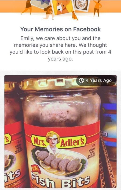 facebook cares fish bits