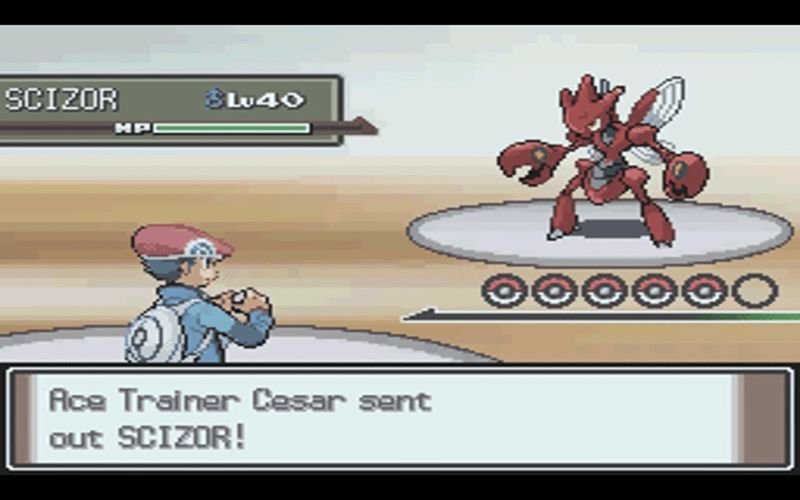 scizor-pun-pokemon-battle-moment