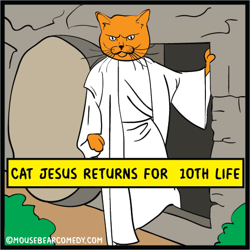 cat-jesus-has-10-lives-resurrection-web-comics