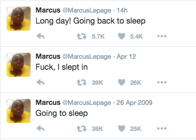 twitter jokes dedication He Waited Seven Years for This Punchline