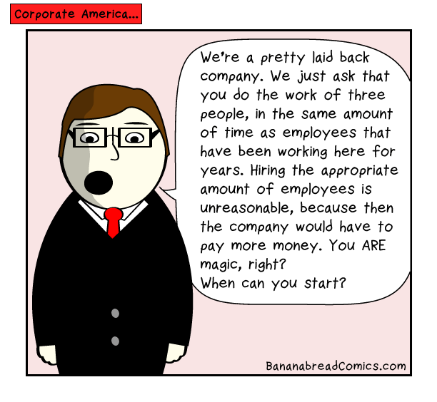 job trolling work corporate culture politics web comics - 8768277504