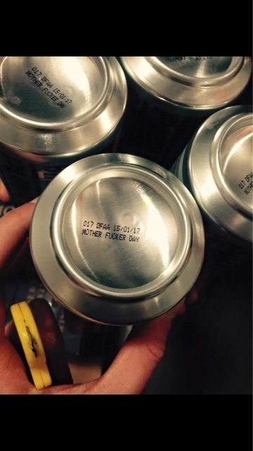 beer expiration date image Brewery Worker Is Awarded Employee of the Month for a Prank That Caused the Recall of 200,000 Beers