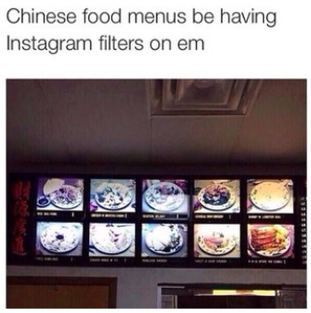 chinese food instagram filters