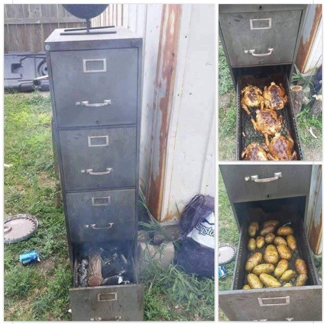 The Most Organized and Delicious Smoker