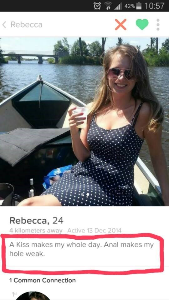 tinder girl speaks the truth