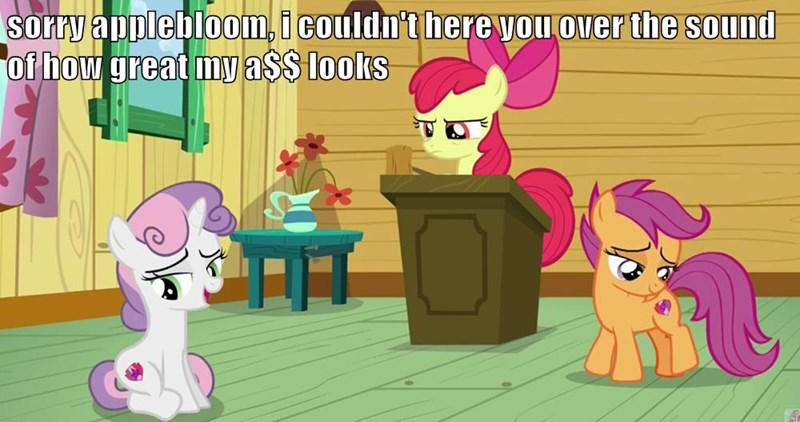 Sweetie Belle,apple bloom,on your marks,Scootaloo