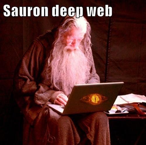 Sauron deep web