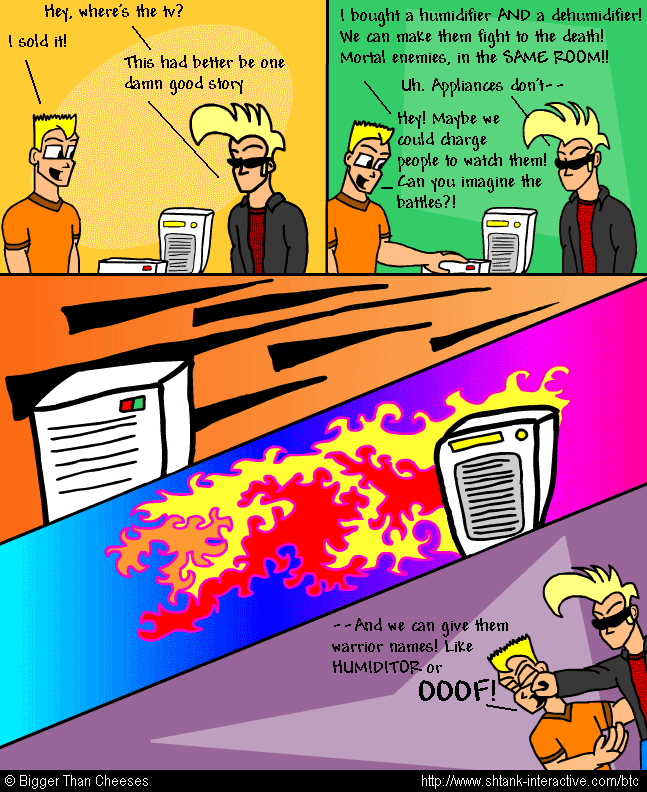 appliances humidifier FAIL duel web comics - 8769576704