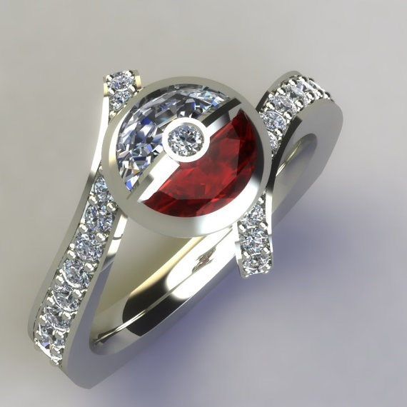 rings Pokémon marriage win - 8769585664