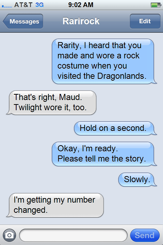 gauntlet of fire rarity texting maud pie - 8770606336