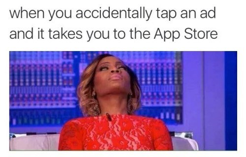 iphone click mistake Every Time