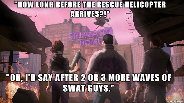 Best Video Game Joke, Though?