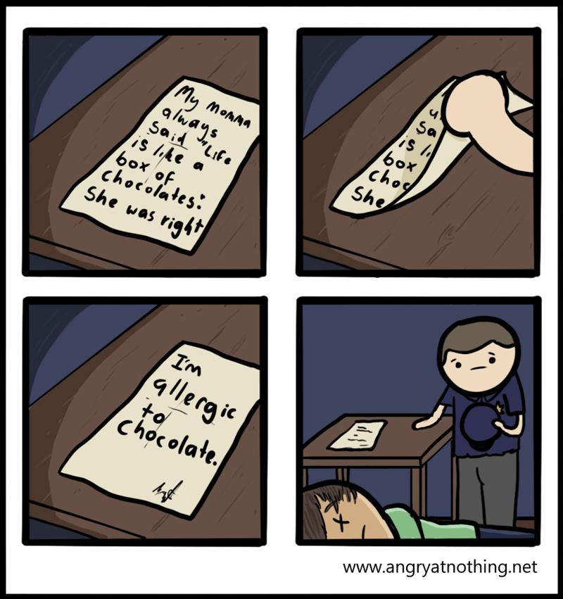 allergies comics - 8771286784