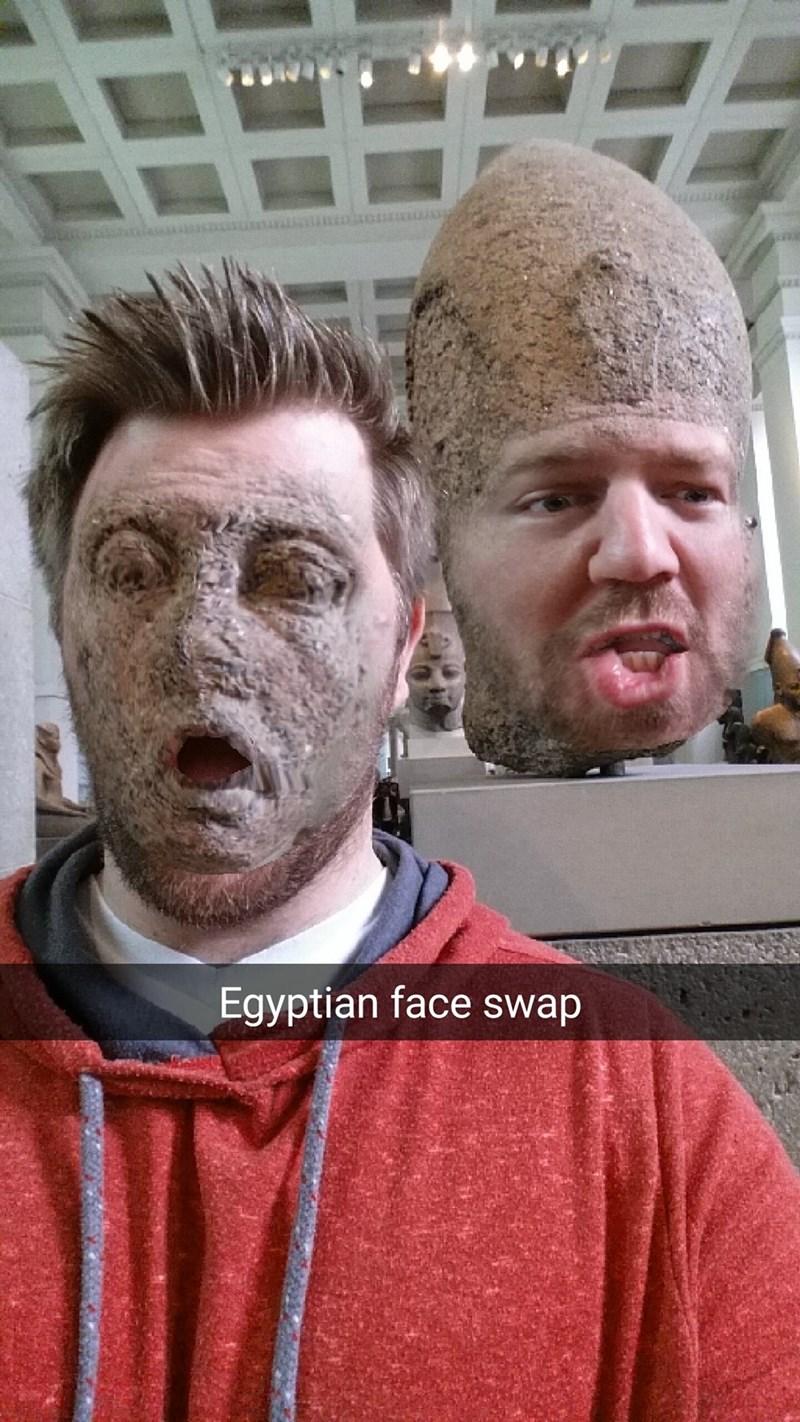 Face - Egyptian face swap