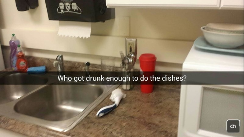 dishes college drinking Welcome to College Life