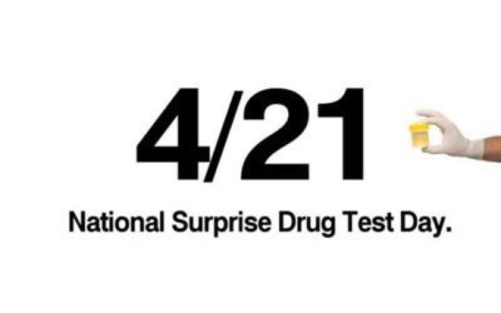 drugs test work Hope You Brought a Sample!