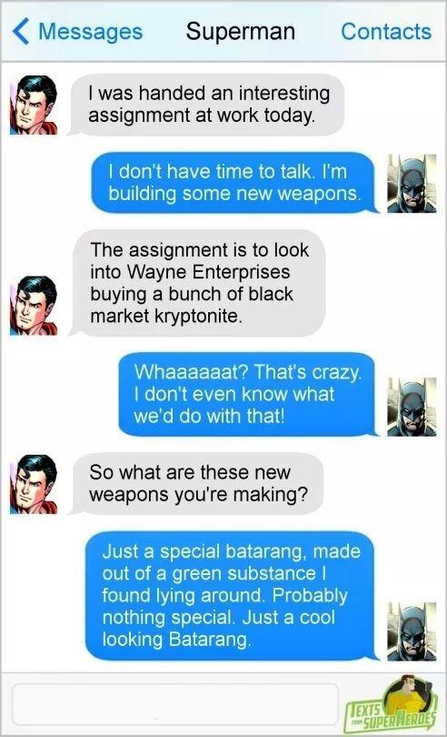 texting-conversation-bruce-wayne-clark-kent
