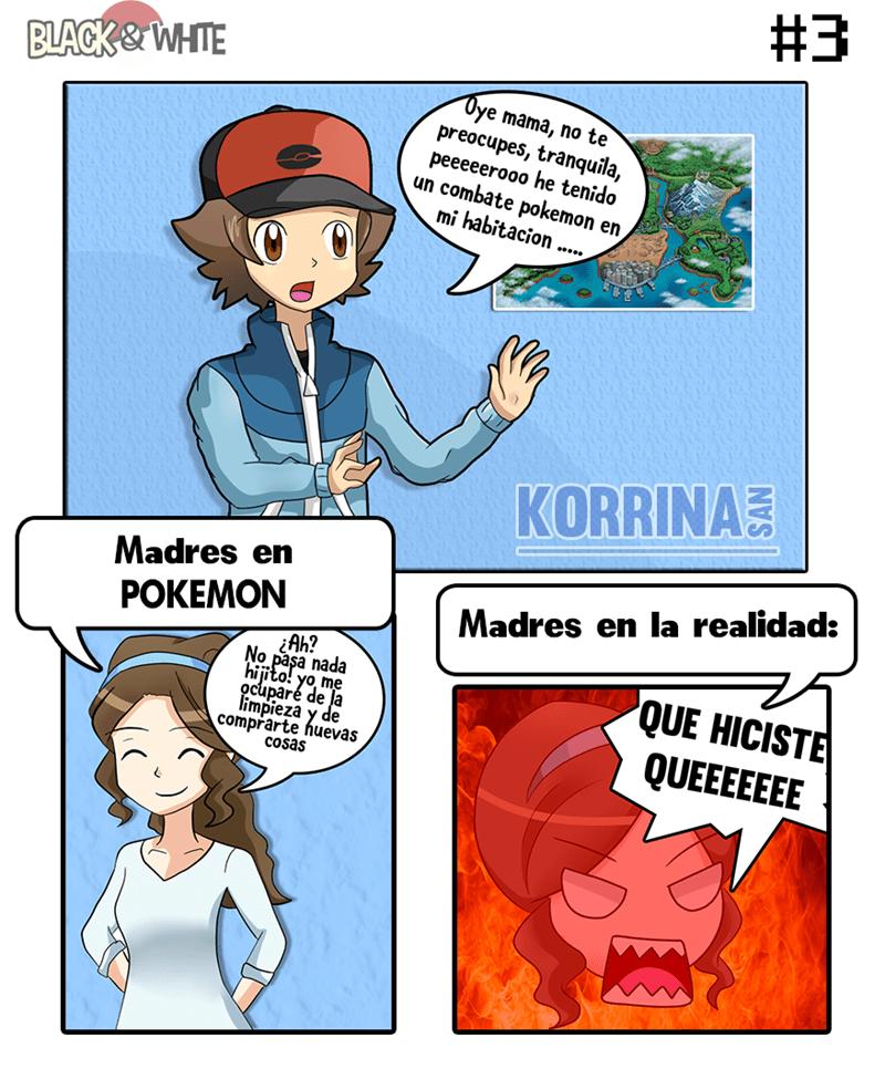 madres pokemon