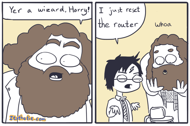 hagrid-harry-potter-web-comic-technology-magic