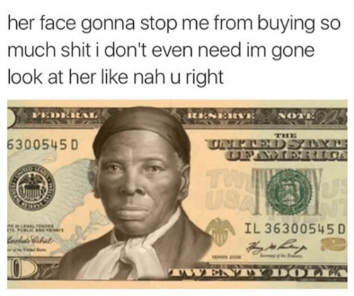 How Harriet Tubman Will Save Your Wallet
