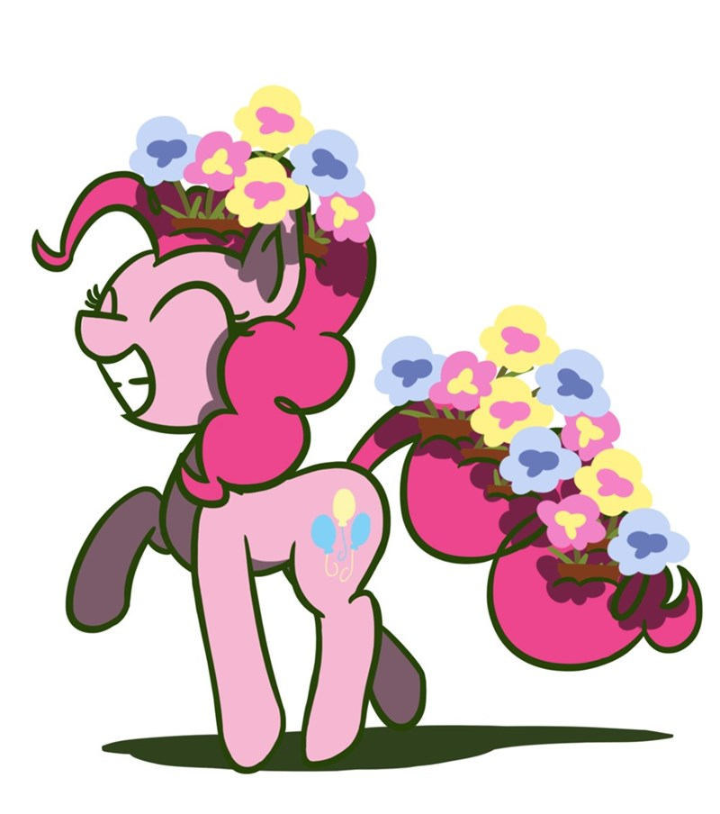 Alternate Uses for a Ponk #83: Tiered Planter