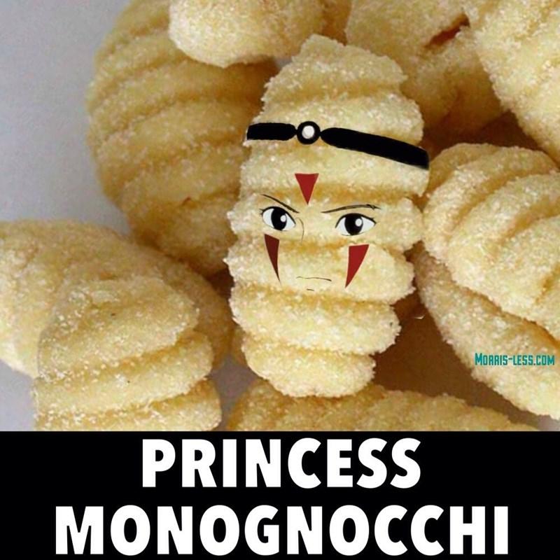anime princess mononoke food - 8773056768