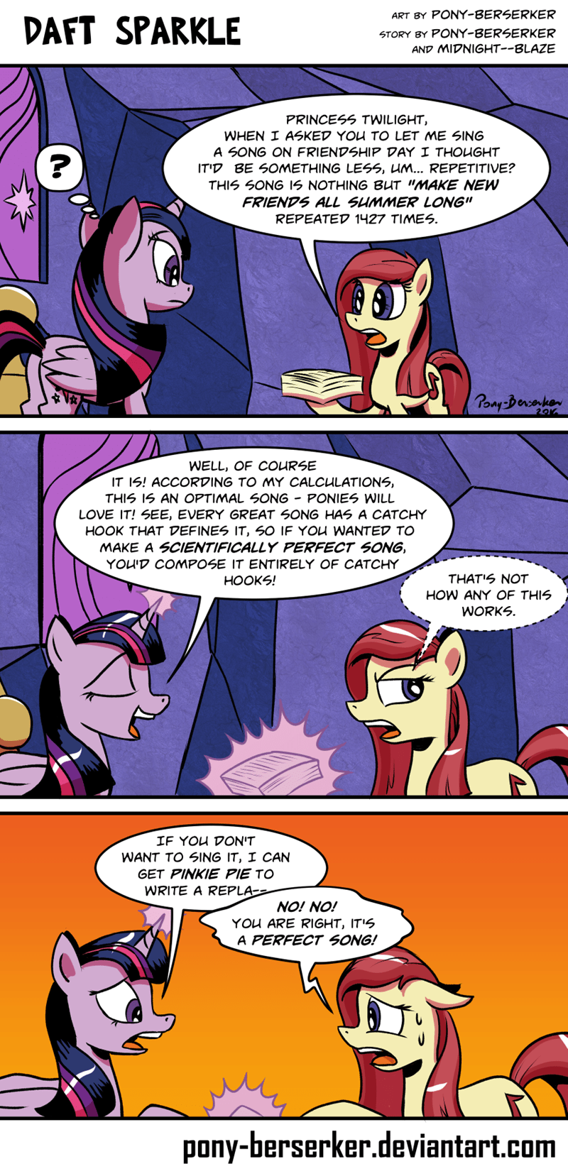OC,twilight sparkle,around the world,earworm