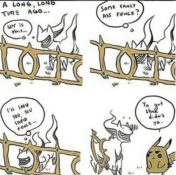 The Origins of Arceus