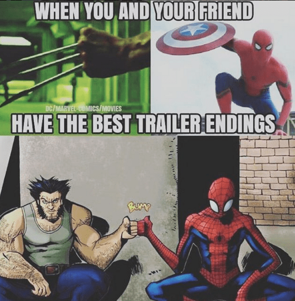 marvel-superheroes-spider-man-wolverine-trailer-endings-victory-fist