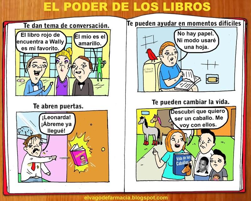 poder de los libros