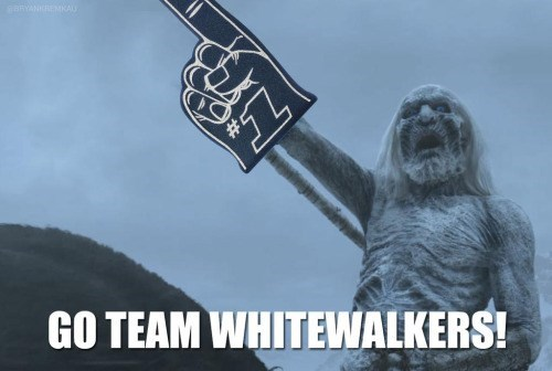 team whitewalkers