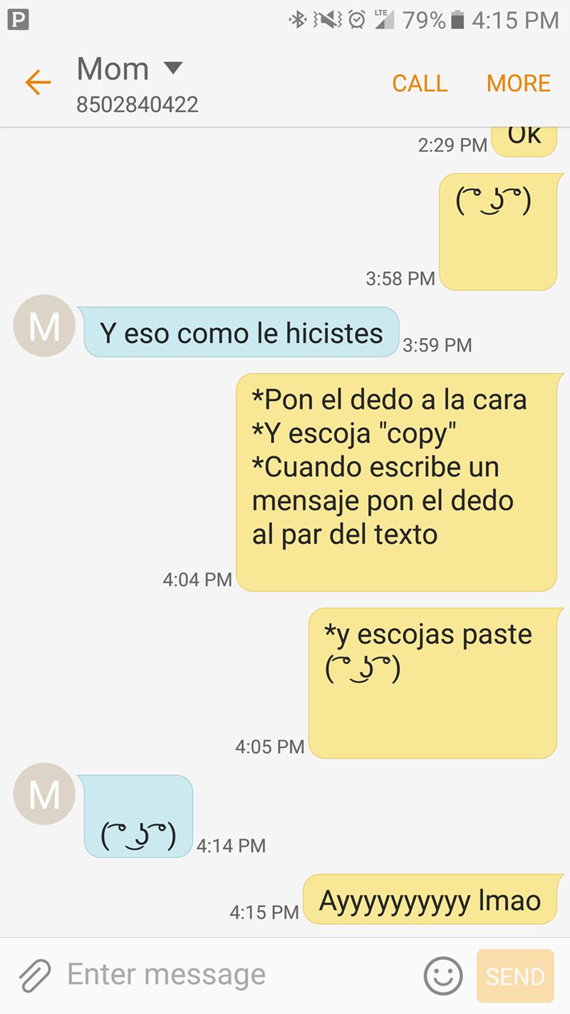 mama aprende
