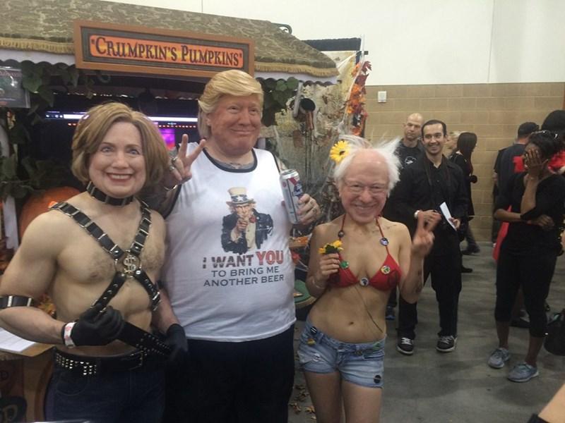 American Politics Are Getting... Interesting