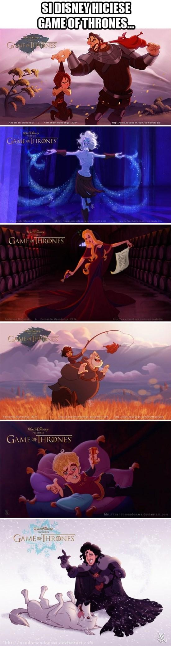 disney game of thrones