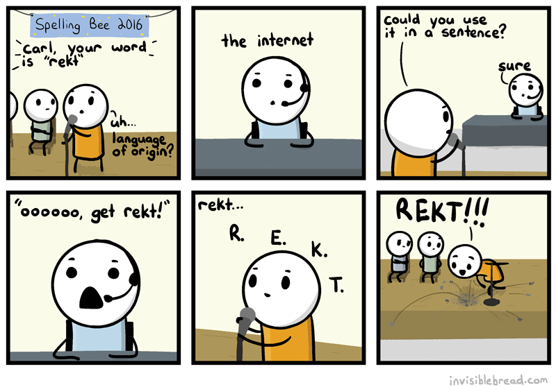 spelling-bee-rekt-internet-slang-video-games